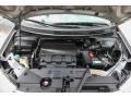 Honda Odyssey Touring Alabaster Silver Metallic photo #27