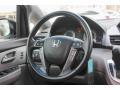Honda Odyssey Touring Alabaster Silver Metallic photo #29