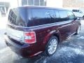 Ford Flex Limited AWD Burgundy Velvet photo #2