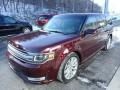 Ford Flex Limited AWD Burgundy Velvet photo #6