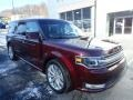 Ford Flex Limited AWD Burgundy Velvet photo #8