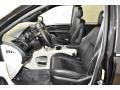 Dodge Grand Caravan SXT Black Onyx Crystal Pearl photo #7