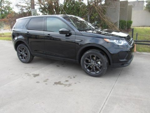 Narvik Black 2019 Land Rover Discovery Sport HSE