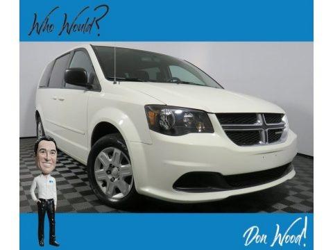Stone White 2012 Dodge Grand Caravan SE