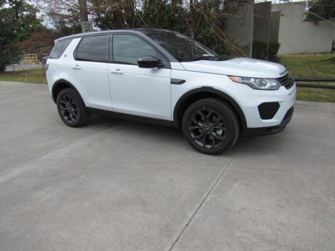 Yulong White Metallic 2019 Land Rover Discovery Sport HSE