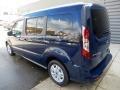 Ford Transit Connect XLT Passenger Wagon Dark Blue photo #4