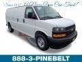 Chevrolet Express 2500 Cargo WT Summit White photo #1
