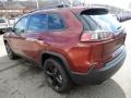 Jeep Cherokee Latitude Plus 4x4 Velvet Red Pearl photo #3