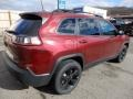 Jeep Cherokee Latitude Plus 4x4 Velvet Red Pearl photo #6