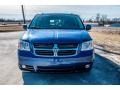 Dodge Grand Caravan SXT Deep Water Blue Pearl Coat photo #21