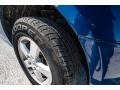 Dodge Grand Caravan SXT Deep Water Blue Pearl Coat photo #23