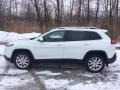 Jeep Cherokee Limited 4x4 Bright White photo #3