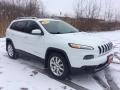 Jeep Cherokee Limited 4x4 Bright White photo #8