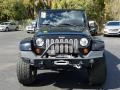Jeep Wrangler Unlimited Sahara 4x4 Black photo #8