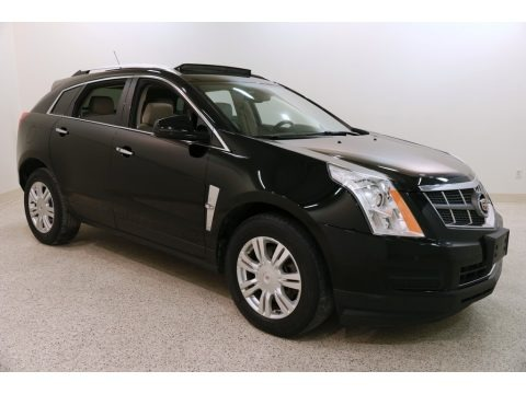 Black Raven 2012 Cadillac SRX Luxury AWD