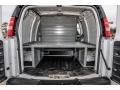Chevrolet Express 2500 Cargo Van Summit White photo #21