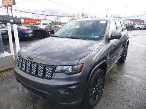 Granite Crystal Metallic 2019 Jeep Grand Cherokee Laredo 4x4
