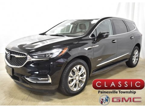 Ebony Twilight Metallic 2018 Buick Enclave Avenir AWD