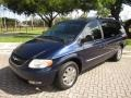 Chrysler Town & Country Limited Midnight Blue Pearlcoat photo #1