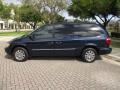 Chrysler Town & Country Limited Midnight Blue Pearlcoat photo #3