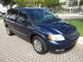 Chrysler Town & Country Limited Midnight Blue Pearlcoat photo #13