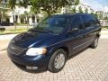 Chrysler Town & Country Limited Midnight Blue Pearlcoat photo #48