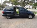 Chrysler Town & Country Limited Midnight Blue Pearlcoat photo #53