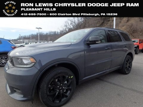 Reactor Blue 2019 Dodge Durango GT AWD