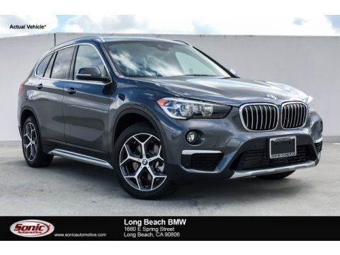 Mineral Grey Metallic 2019 BMW X1 sDrive28i