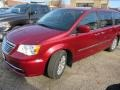 Chrysler Town & Country Touring Deep Cherry Red Crystal Pearl photo #8