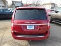 Chrysler Town & Country Touring Deep Cherry Red Crystal Pearl photo #12