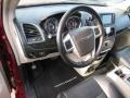 Chrysler Town & Country Touring Deep Cherry Red Crystal Pearl photo #30