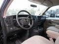 Chevrolet Express 2500 Cargo WT Black photo #10