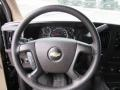Chevrolet Express 2500 Cargo WT Black photo #13