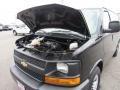Chevrolet Express 2500 Cargo WT Black photo #54