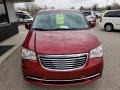 Chrysler Town & Country Touring Deep Cherry Red Crystal Pearl photo #7