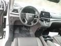 Honda Odyssey Touring White Diamond Pearl photo #10