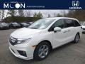 Honda Odyssey EX-L White Diamond Pearl photo #1