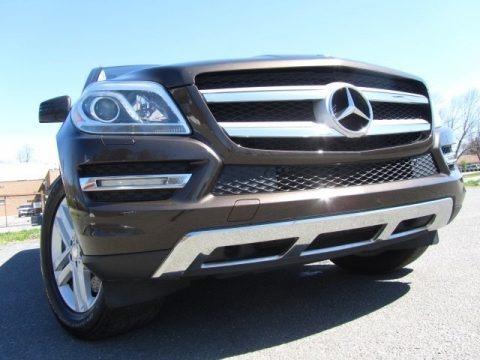 Dakota Brown Metallic 2013 Mercedes-Benz GL 450 4Matic