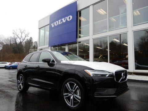 Onyx Black Metallic 2019 Volvo XC60 T6 AWD Momentum