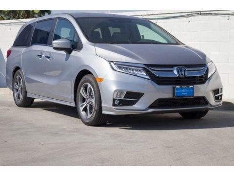 Lunar Silver Metallic 2019 Honda Odyssey Touring