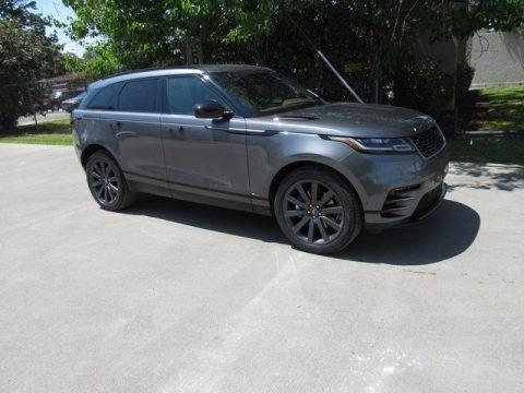 Corris Grey Metallic 2019 Land Rover Range Rover Velar R-Dynamic HSE
