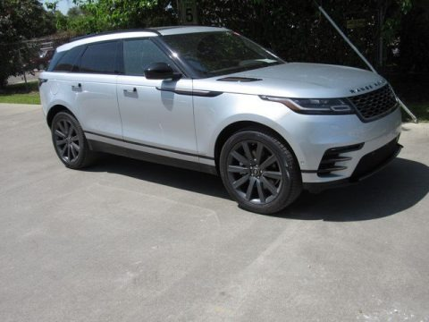 Indus Silver Metallic 2019 Land Rover Range Rover Velar R-Dynamic HSE