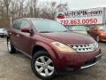 Nissan Murano S AWD Merlot Pearl photo #1