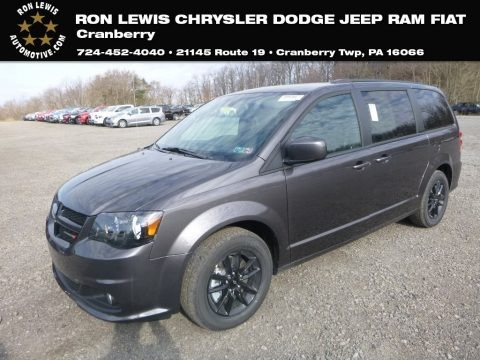 Granite Pearl 2019 Dodge Grand Caravan SE Plus