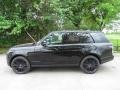 Land Rover Range Rover Supercharged Santorini Black Metallic photo #11
