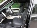 Land Rover Range Rover Supercharged Santorini Black Metallic photo #3