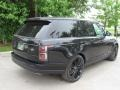 Land Rover Range Rover Supercharged Santorini Black Metallic photo #7
