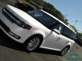 Ford Flex SEL AWD White Platinum photo #33