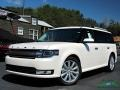 Ford Flex Limited AWD White Platinum photo #1